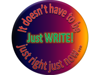 Just WRITE Button