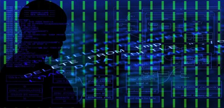 Pixabay - bykst - hacker-1500899_1920